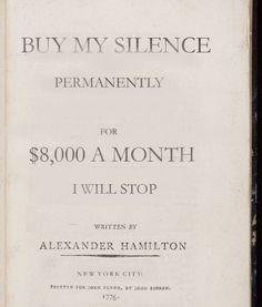 quidquid Latine dictum sit altum videtur — negligentbaggage:   Aaron Burr: Talk less, smile...