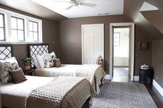 Guest Bedroom // Carter Kay Interiors // Atlanta, GA