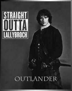 Jamie - Straight Outta Lallybroch