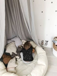 Första maj | Gabriella Joss Baby Boy Rooms, Baby Cribs, Pastel Nursery, Baby Barn, Montessori Room, Kids Room Design, Baby Room Decor, Kids Decor, Kids And Parenting