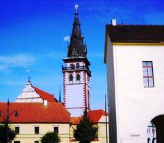 Kostel Nanebevzetí Panny Marie - Chomutov - Česko