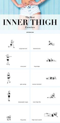 Inner Thigh Exercises | Posted By: AdvancedWeightLossTips.com