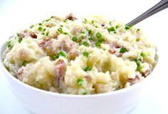 Weight Watchers Skinny Mash Potatoes