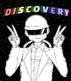 Daft Punk, Thomas Bangalter, Cool Robots, Edm, Cyber, Discovery, Random Stuff, Archive, Icons