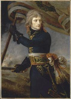 le general bonaparte au pont d'arcole 17 nov 1796 gros
