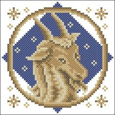Click to close image, click and drag to move. Use arrow keys for next and previous. Astrology Signs, Zodiac Signs, Zodiac Taurus, Embroidery Art, Embroidery Designs, Diy Perler Beads, Canvas Designs, Le Point, Cross Stitching