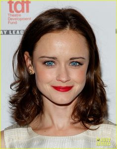 alexis bledel and her amazing eyes