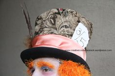 Mad Hatter-1 ... DIY Creative Costumes