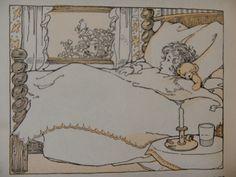 "The Aldine Readers ""A Primer"" The wonderful illustrations by Margaret Ely Webb."