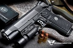 I WANT IT SO BAD! Wilson Combat | CQB Lightrail Lightweight