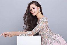 Miss Universe Philippines, Miss Philippines, Gray Instagram, Instagram Posts, Braveheart, Miss World, Grey Fashion, Little Miss, Beautiful Women