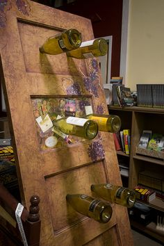 I adore your wine rack by Orrin, via Flickr