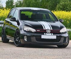 Stripe Body Kit Sticker Decal for VW Volkswagen Golf MK6  Bumper Spoiler Light #ultimateprocy