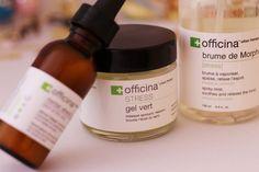Officina urban therapy: Gel vert et nectar absolu