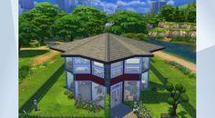Sieh dir dieses Grundstück in der Die Sims 4-Galerie an! - #simselinesimposium #redstar - www.simposium.de