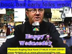bait & tackle shop pleasure angling deal kent 14th oct