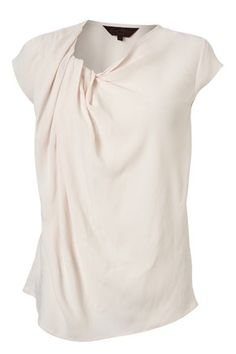 Napoli Crepe Twist Blouse - Workwear - Great Plains