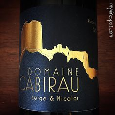 Domaine Cabirau 2013 Serge & Nicolas (SRP $26): Wines of the Maury Sec appellation must be blends of at least two varieties. This wine is composed of 60% Grenache, 28% Syrah, and 12% Carignane. The Cabirau is a 13.5 acre vineyard in the ... Gerard Bertrand, Wine Reviews, My Glass, Wines, Acre, Vineyard, At Least, Drink, Blog