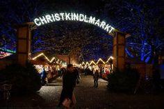 Christkindlmarkt, Munich Photo by Volker Schenk -- National Geographic Your Shot