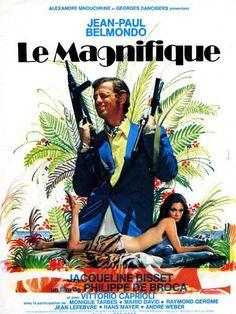 Le Magnifique Poster