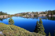 Peachy Hiker: Grouse Lakes Basin Trails