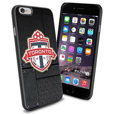 Soccer MLS TORONTO SOCCER CLUB FOOTBALL FC Logo , Cool iPhone 6 Smartphone Case Cover Collector iphone TPU Rubber Case Black Phoneaholic http://www.amazon.com/dp/B00WR92STS/ref=cm_sw_r_pi_dp_XZoqvb1YB2C19