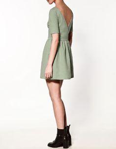 Zara SS12 Women Dress