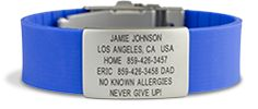 Road ID - World Leaders in Runner ID, Cycling ID & Medical ID Tags need this for our hikes.