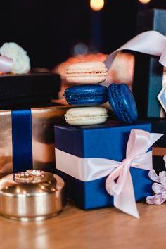 Hochzeit * Weihnachten * Kupfer * Rosé * Christmas * Wedding * Copper * Decor * Macarons
