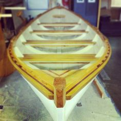 Wind and Oar Boat School built a St. Ayles Skiff with us http://www.adxportland.com/the-rosies-row-in-scotland/