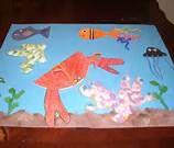 Sea creatures craft