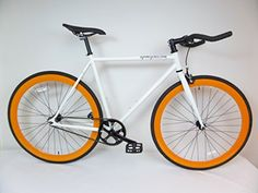 [New Arrival]  http://fixiecycles.com/shop//bikes-bikes/white-and-orange-fixie-with-bullhorns-single-speed-urban-fixie-with-flip-flop-hub-by-sgvbicycles-fixies/  -  White and Orange Fixie with Bullhorns Single Speed Urban Fixie with Flip Flop Hub By Sgvbicycles Fixies #fixie