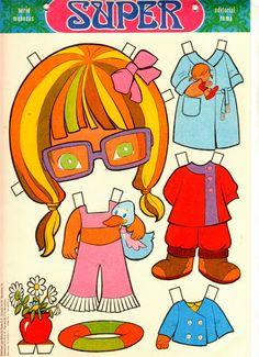 Seper Muneca 8 Paper Doll.This From Pitaove2 - MaryAnn - Picasa Webalbum