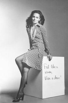 La wrap dress de Diane von Furstenberg fête ses 40 ans - Mode - Weekend.be - LeVifWeekend.be