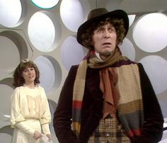Four and Sarah Jane Smith