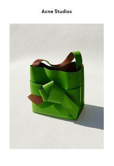 Acne Studios Musubi bag. bag, сумки модные брендовые, bags lovers, http://bags-lovers.livejournal