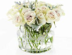 RM vaas met rozen