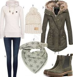 winter outfits leggins Casual comfy fall or winter - winteroutfits Casual Winter Outfits, Winter Fashion Outfits, Look Fashion, Autumn Winter Fashion, Outfit Winter, Fashion 2016, Country Winter Outfits, Preppy Fall Outfits, Casual Dresses