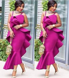 Hi Guys, Here are stylish and latest scuba styles for ladies we saw during the weekend. We have gathered again scuba styles for you to get inspiration on how. African Print Dresses, African Print Fashion, African Fashion Dresses, African Dress, African Attire, African Wear, Dresses Short, Prom Dresses, Elegant Dresses