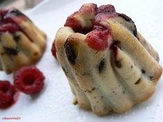 Mini Kouglofs Framboise Chocolat