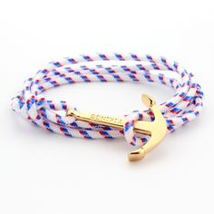 Get this rope anchor bracelet for FREE! Just pay shipping