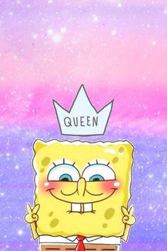 Queen sponge bob