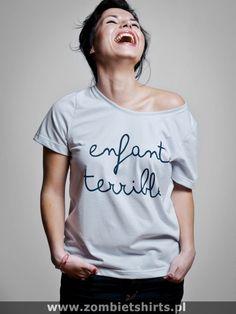 enfant terrible t-shirt