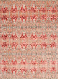 Impressions Wool and Silk - Radiant - Samad - Hand Made Carpets