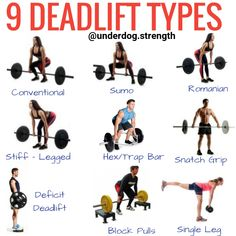 How to Deadlift Properly (For Beginners) - Underdog Strength Training