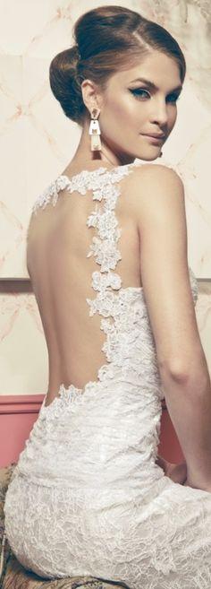 Shimon Dahan & Yona Ben Shushan's bridal collection 2013 ♥✤ | Keep the Glamour | BeStayBeautiful