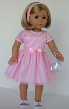 American Girl Doll: Kit's Dancing Dress