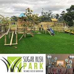 Sugar Rush based in Ballito boasts a playground big enough for all ages with loads of exciting activities like bike tracks, jungle gyms, laser tag and more. Kids Party Venues, Jungle Gym, Putt Putt, Sugar Rush, Zulu, Archery, Playground, Golf Courses, Bike