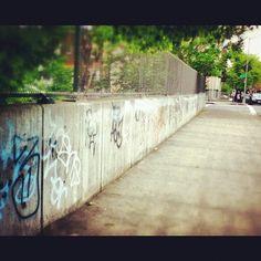 a wall of memories #jacksonheights #newyork #nyc #queens #art - @rinaskeeter- #webstagram