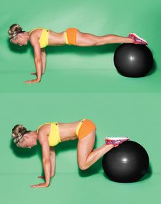 Custom-make your midsection anywhere you want.